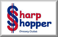Sharp Shopper Logo