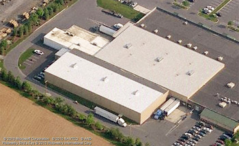 Sharp Shopper Grocery Outlet Ephrata Whse Aerial View